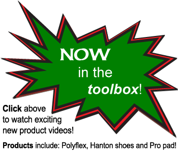 NEW in the toolbox!